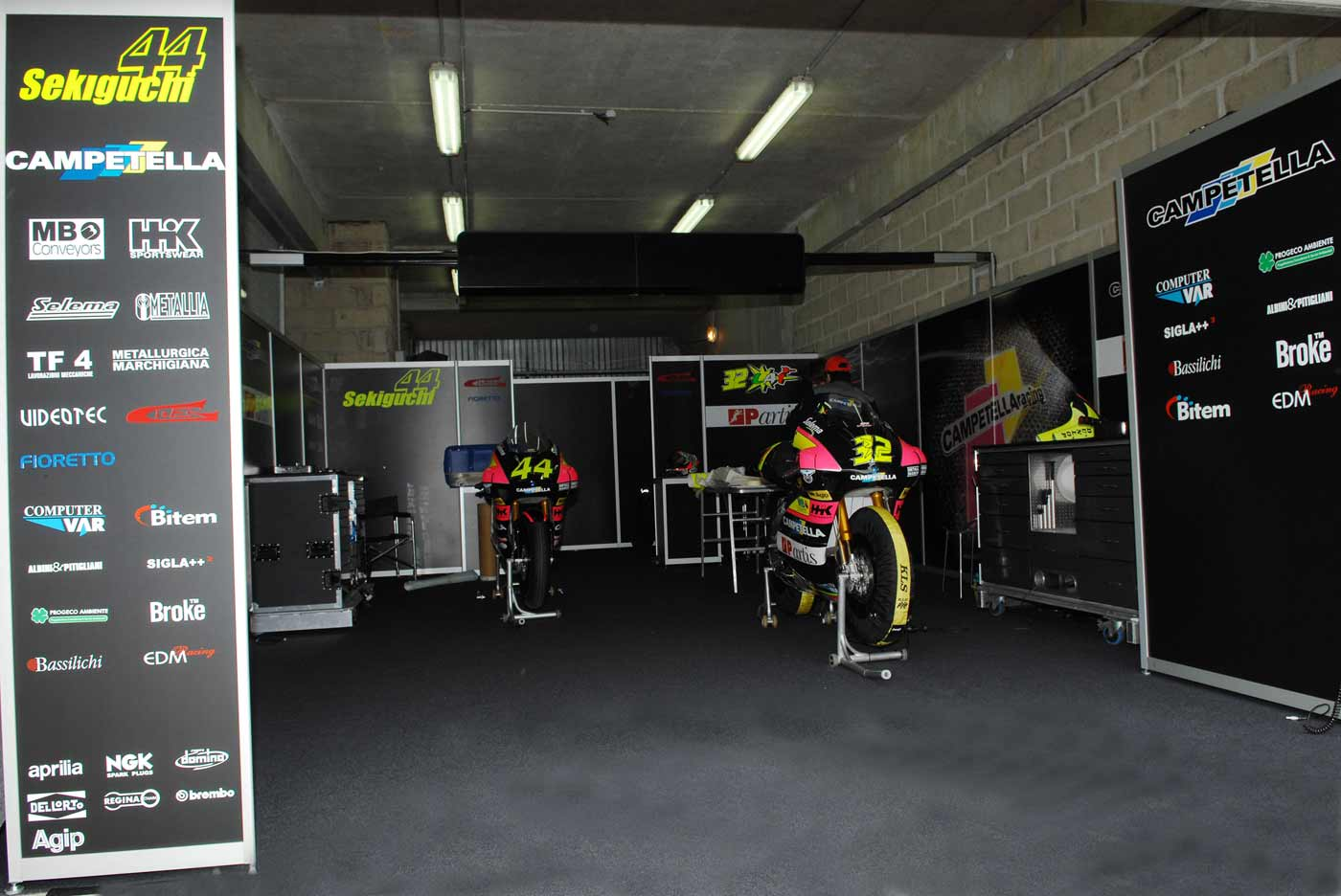 flight case moto gp